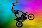 Motocross Freestyle Stunts